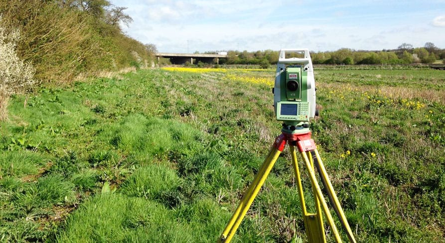 Topographic Survey - Land Surveys